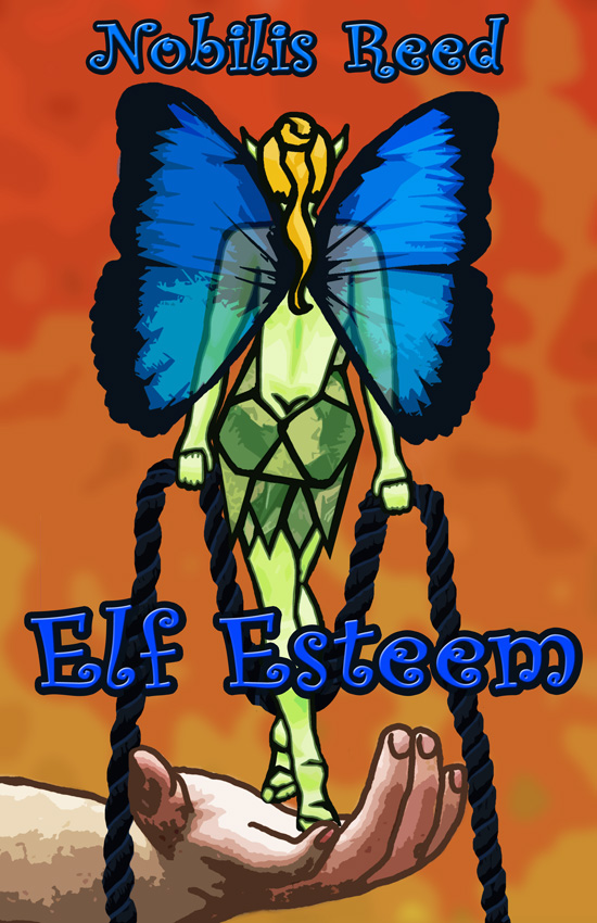 The cover for Elf Esteem by Nobilis Reed